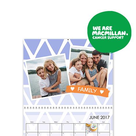 L Wall Calendar - Macmillan