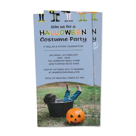 Halloween Kids' Costume Party
