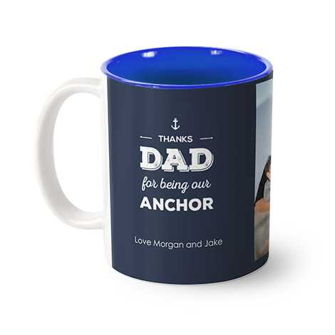 You're Our Anchor Dad