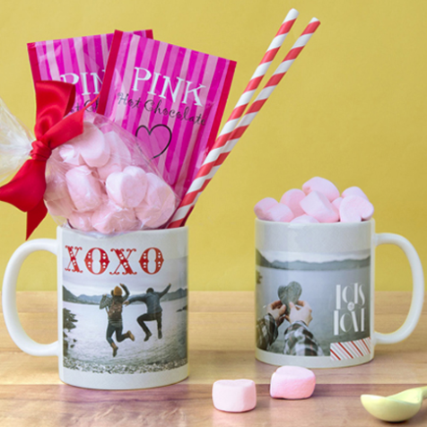 Valentine's Day photo gifts