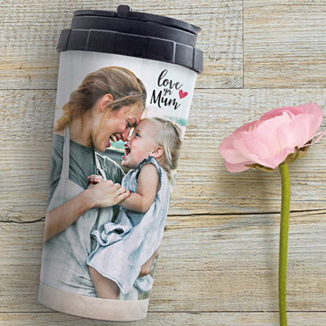 Personalised Travel Mug