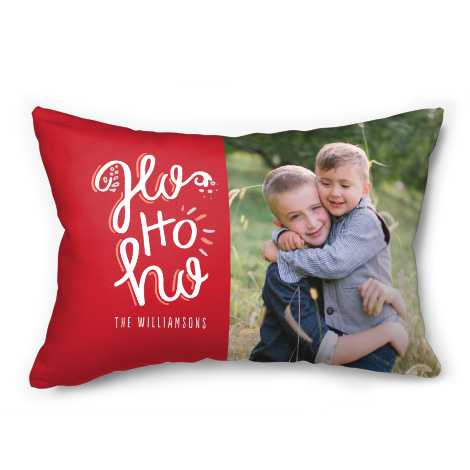 "20x14"" Photo Cushion"