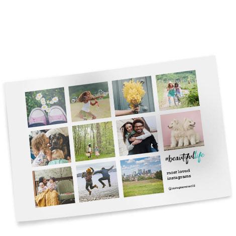 "12x8"" Collage Prints"