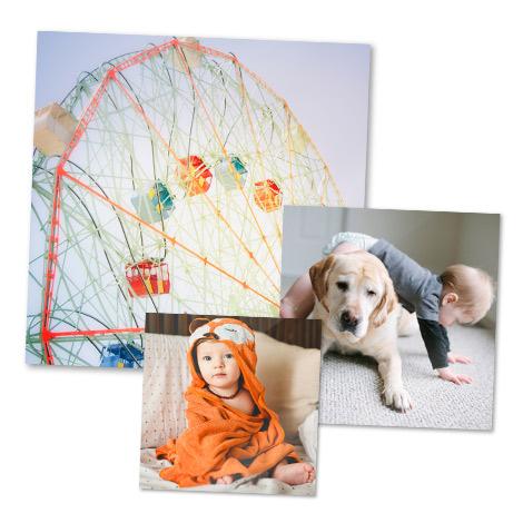 Square Photo Prints