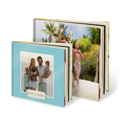 Square Photo Books