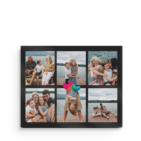 Slim Photo Canvas Prints