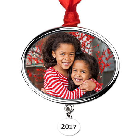2017 Christmas Photo Ornament