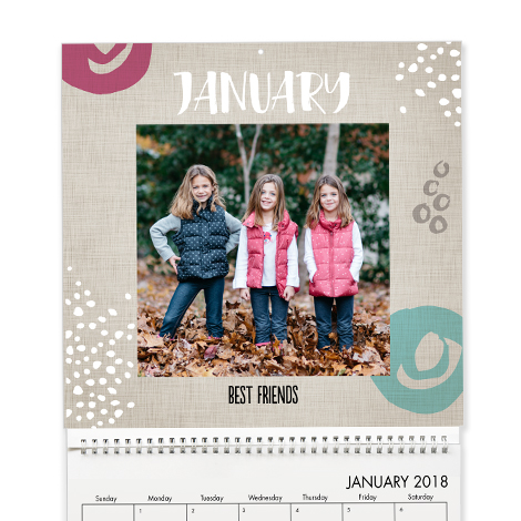 Photo Calendars | Desktop Calendars | Wall Calendars |Custom