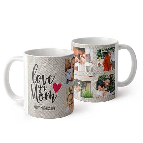 Photo Coffee Mug, 11oz