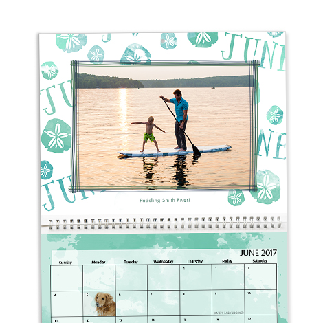 Photo Calendars | Desktop Calendars | Wall Calendars |Custom ...