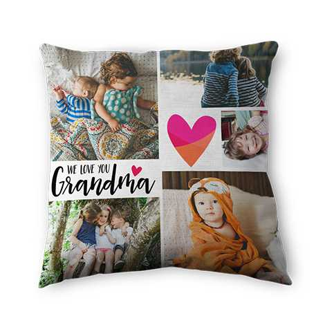 Shop Custom Throw Pillows