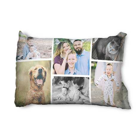 Icon Collage Pillowcase