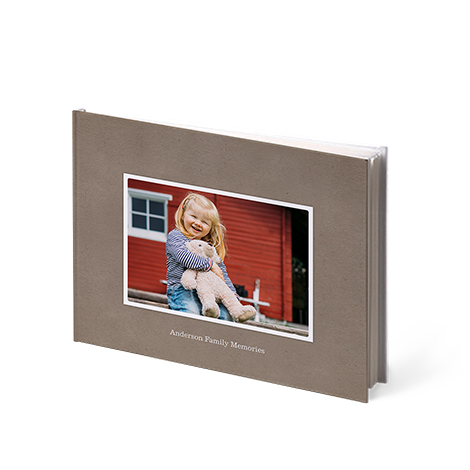 6x8 Hardcover Book