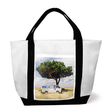 5d1a7b46a0ae Custom Photo Tote bags
