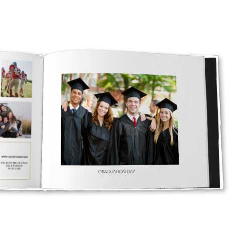School Year Photo Books