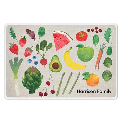 Fruits + Veggies