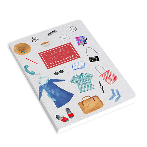 Icon Softcover Journal