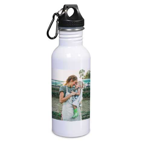 Icon Stainless Steel Water Bottle, 20oz.