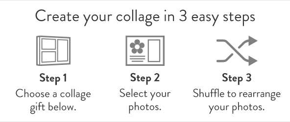 collage photo gifts create photo collage online photo gifts