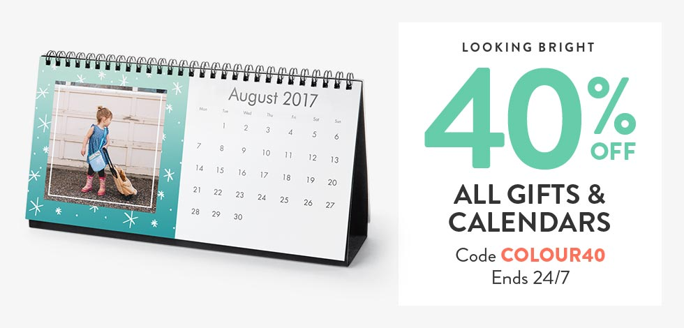 Shop Calendars and Gifts