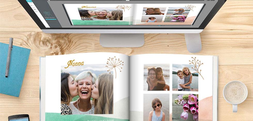 Fotolibri: guida in 4 step