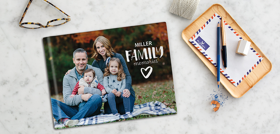 6x8 Hardcover Photo Book