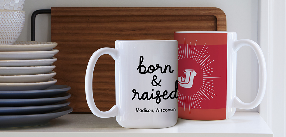 15oz. Coffee Mugs