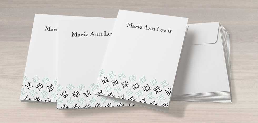 Notecard Sets