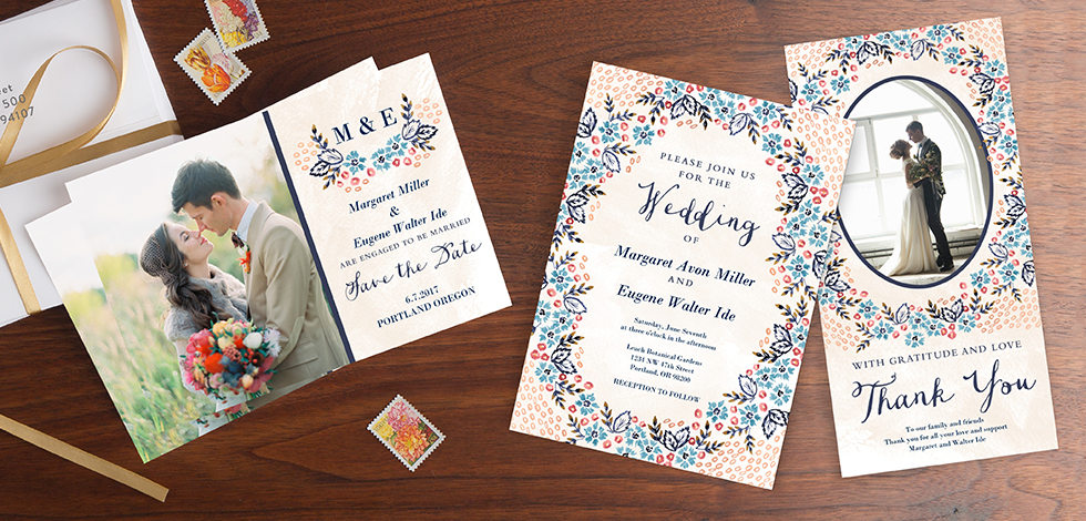 Collection Of Wedding Card Designs