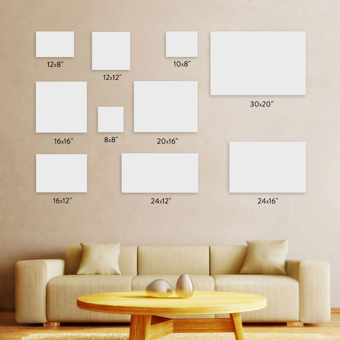 12x12 Slim Photo Canvas Print Slim Canvas Prints Wall Art