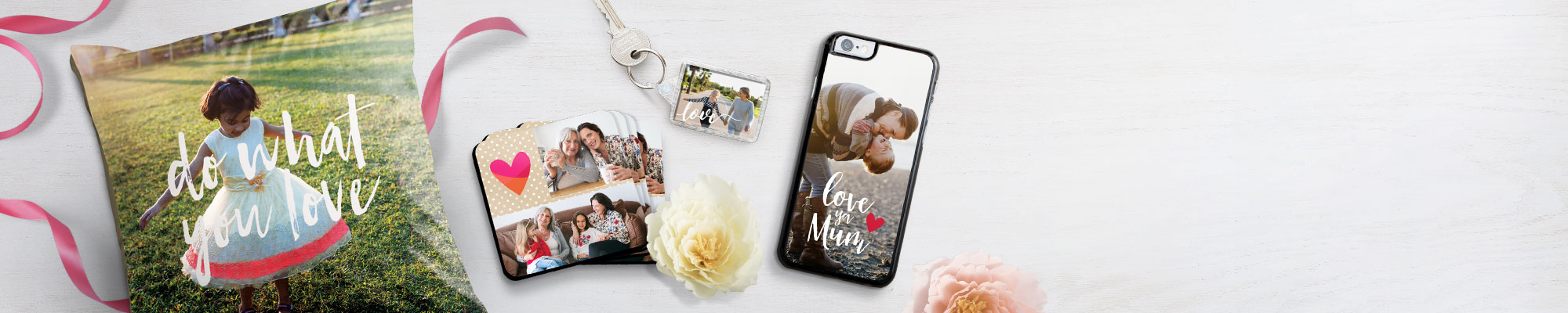 Photo Gifts Create personalised gifts for friends and family. Give loved ones meaningful, one-of-a-kind gifts from the heart.