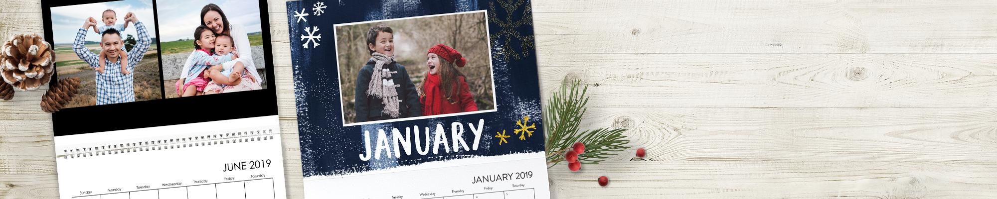 2019 Photo Calendars
