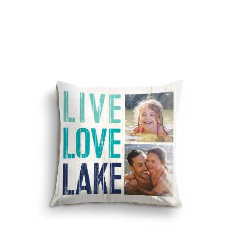 Personalised Cushions & Photo Cushions | Snapfish IE