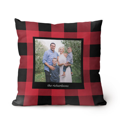 Custom Throw Pillow, 20x20