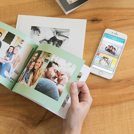 How to Create Photo Books in the Snpfish App