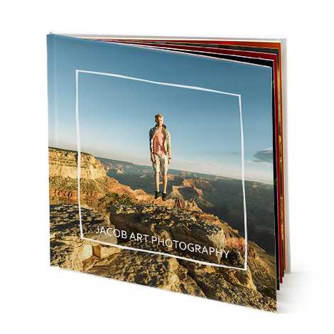 Layflat Hardcover Photo Books