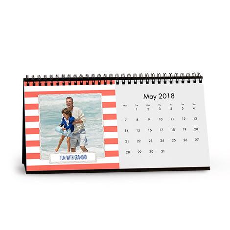 Photo Desk Calendars