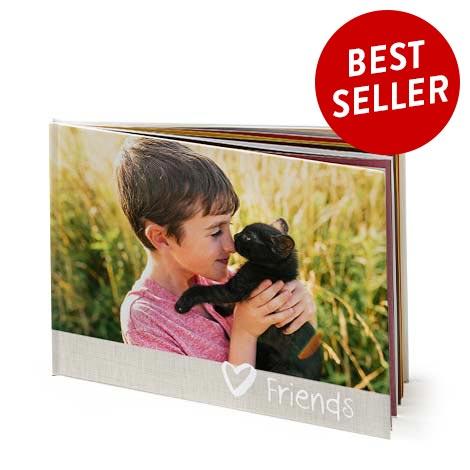 "11x8"" Landscape Photo Book (A4)"