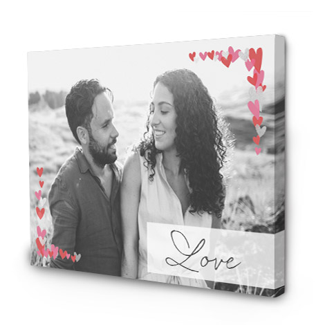 Love Canvas designs