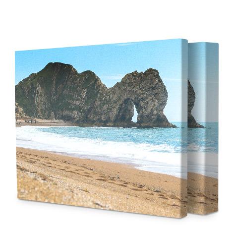 Landscape 50x40cm Slim Photo Canvas Print