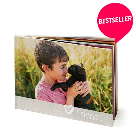 "11x8"" Landscape Photo Book (A4)"
