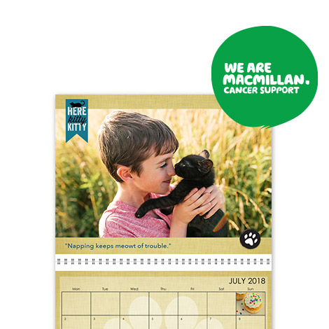 "11x17"" Wall Calendar - Macmillan"