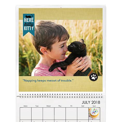 """12x24"""" Wall Calendar"""