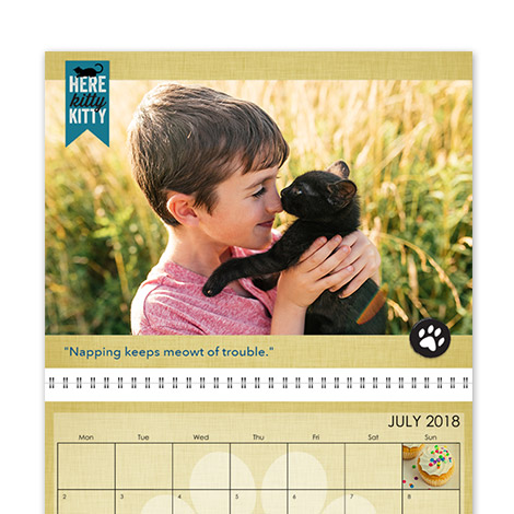 """14x22"""" Wall Calendar"""