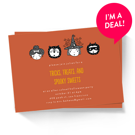 70% off 5x7 Stationery Flat Cards
