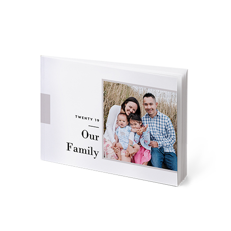 5x7 SOFTCOVER BOOK