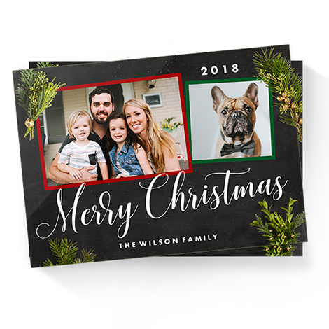 Christmas + Holiday Cards
