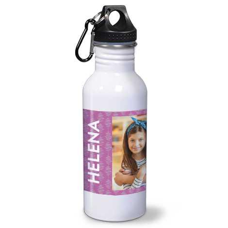 Stainless Steel Water Bottle, 20oz.