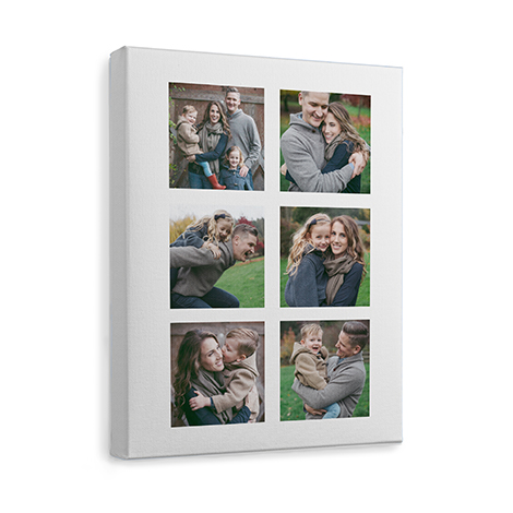Photo cards holiday photo cards christmas cards snapfish collage canvas m4hsunfo