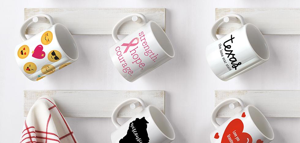 11oz. Coffee Mugs